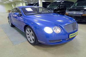 Авто Bentley Continental GT, 2004 года выпуска, цена 2 450 000 руб., Москва