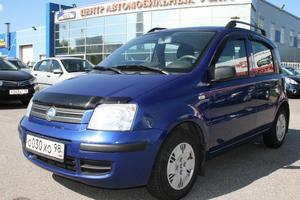 Авто Fiat Panda, 2007 года выпуска, цена 199 000 руб., Санкт-Петербург