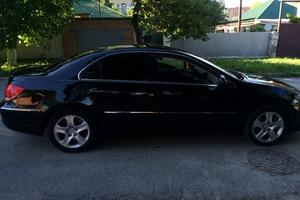 Автомобиль Honda Legend, хорошее состояние, 2007 года выпуска, цена 500 000 руб., Ростов-на-Дону