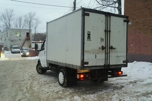 Автомобиль ГАЗ Газель, отличное состояние, 2004 года выпуска, цена 189 000 руб., Наро-Фоминск