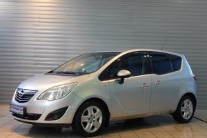 Авто Opel Meriva, 2011 года выпуска, цена 535 000 руб., Москва
