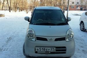 Автомобиль Nissan Moco, среднее состояние, 2006 года выпуска, цена 190 000 руб., Хабаровский край