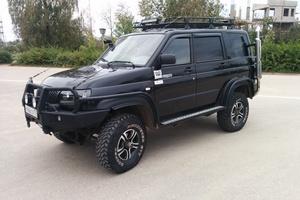 Автомобиль УАЗ Patriot, отличное состояние, 2010 года выпуска, цена 550 000 руб., Волоколамск