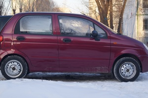 Подержанный автомобиль Daewoo Matiz, отличное состояние, 2012 года выпуска, цена 165 000 руб., Челябинск