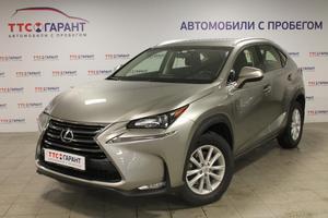 Подержанный автомобиль Lexus NX, отличное состояние, 2015 года выпуска, цена 2 114 600 руб., Казань