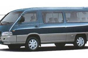 Автомобиль SsangYong Istana, хорошее состояние, 2000 года выпуска, цена 350 000 руб., Белорецк