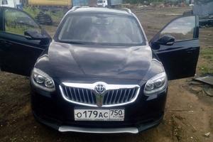 Автомобиль Brilliance V5, отличное состояние, 2014 года выпуска, цена 670 000 руб., Москва