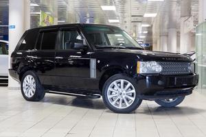 Авто Land Rover Range Rover, 2007 года выпуска, цена 799 999 руб., Москва