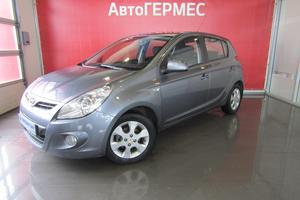 Авто Hyundai i20, 2010 года выпуска, цена 370 000 руб., Москва