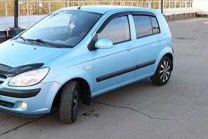 Автомобиль Hyundai Getz, отличное состояние, 2008 года выпуска, цена 260 000 руб., Электросталь