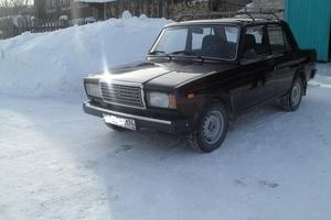 Подержанный автомобиль ВАЗ (Lada) 2107, отличное состояние, 2011 года выпуска, цена 130 000 руб., Верхний Уфалей
