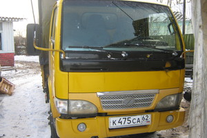 Автомобиль Yuejin NJ, хорошее состояние, 2006 года выпуска, цена 165 000 руб., Москва