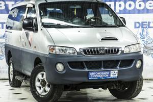 Авто Hyundai Starex, 2004 года выпуска, цена 450 000 руб., Москва