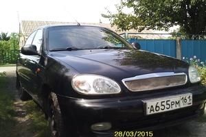 Автомобиль ЗАЗ Sens, хорошее состояние, 2010 года выпуска, цена 150 000 руб., Ростов-на-Дону