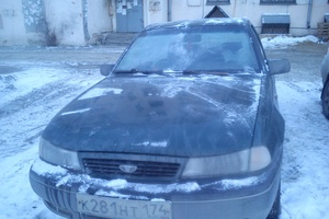 Автомобиль Daewoo Nexia, среднее состояние, 1997 года выпуска, цена 50 000 руб., Челябинск
