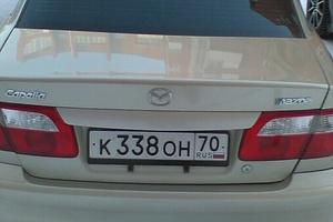 Автомобиль Mazda Capella, отличное состояние, 2001 года выпуска, цена 230 000 руб., Томская область