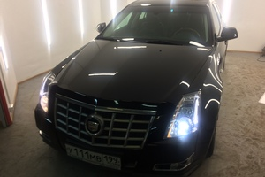 Автомобиль Cadillac CTS, отличное состояние, 2008 года выпуска, цена 640 000 руб., Москва