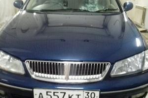 Автомобиль Nissan Sunny, отличное состояние, 2002 года выпуска, цена 210 000 руб., Астрахань