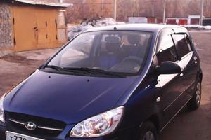 Автомобиль Hyundai Click, отличное состояние, 2008 года выпуска, цена 370 000 руб., Рубцовск