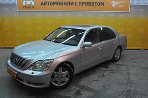 Авто Lexus LS, 2004 года выпуска, цена 651 200 руб., Москва
