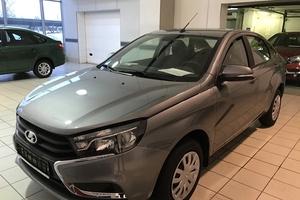 Авто ВАЗ (Lada) Vesta, 2016 года выпуска, цена 598 900 руб., Санкт-Петербург