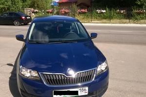 Автомобиль Skoda Rapid, хорошее состояние, 2014 года выпуска, цена 525 000 руб., Советский