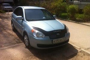 Автомобиль Hyundai Verna, отличное состояние, 2007 года выпуска, цена 280 000 руб., Евпатория