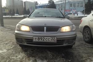 Автомобиль Nissan Bluebird, отличное состояние, 2001 года выпуска, цена 229 000 руб., Рубцовск