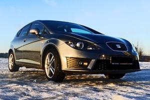 Автомобиль SEAT Leon, отличное состояние, 2012 года выпуска, цена 745 000 руб., Санкт-Петербург