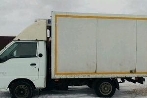 Автомобиль Hyundai Porter, хорошее состояние, 2007 года выпуска, цена 350 000 руб., Чехов