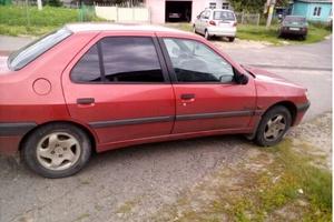 Автомобиль Peugeot 306, хорошее состояние, 1997 года выпуска, цена 70 000 руб., Курск