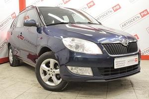 Авто Skoda Fabia, 2013 года выпуска, цена 517 200 руб., Казань