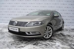 Авто Volkswagen Passat CC, 2013 года выпуска, цена 970 786 руб., Москва