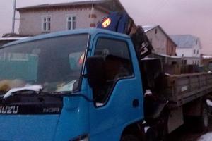 Автомобиль Isuzu N-Series, хорошее состояние, 2007 года выпуска, цена 1 300 000 руб., Казань
