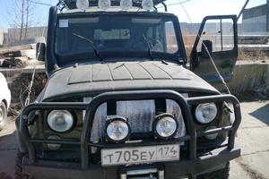 Подержанный автомобиль УАЗ 3151, хорошее состояние, 2010 года выпуска, цена 470 000 руб., Озерск