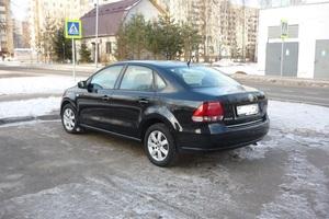 Автомобиль Volkswagen Polo, отличное состояние, 2012 года выпуска, цена 460 000 руб., Рославль