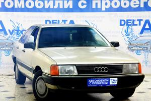 Авто Audi 100, 1990 года выпуска, цена 70 000 руб., Москва