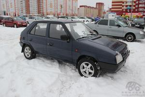Авто Skoda Favorit, 1994 года выпуска, цена 99 000 руб., Тюмень