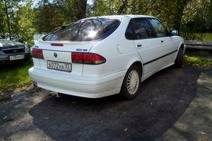 Автомобиль Saab 900, отличное состояние, 1995 года выпуска, цена 160 000 руб., Вязники