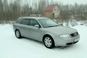 Подержанный автомобиль Audi A6, хорошее состояние, 2003 года выпуска, цена 345 000 руб., Электросталь