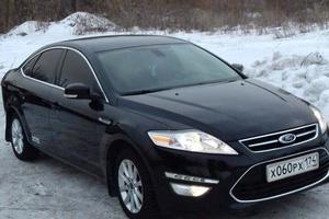 Автомобиль Ford Mondeo, отличное состояние, 2012 года выпуска, цена 610 000 руб., Челябинск