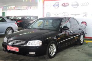 Авто Kia Magentis, 2002 года выпуска, цена 190 000 руб., Москва