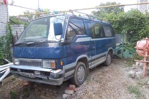 Автомобиль Nissan Homy, среднее состояние, 1987 года выпуска, цена 50 000 руб., Краснодар