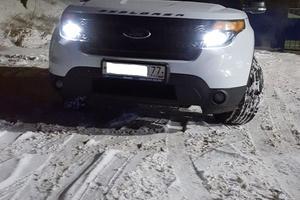Автомобиль Ford Explorer, хорошее состояние, 2013 года выпуска, цена 1 347 000 руб., Москва
