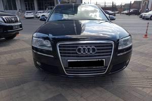 Подержанный автомобиль Audi A8, отличное состояние, 2007 года выпуска, цена 720 000 руб., Краснодар