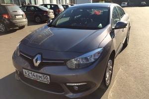 Автомобиль Renault Fluence, отличное состояние, 2013 года выпуска, цена 499 000 руб., Московская область
