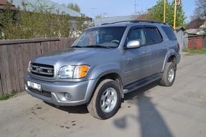 Автомобиль Toyota Sequoia, хорошее состояние, 2001 года выпуска, цена 775 000 руб., Новосибирск