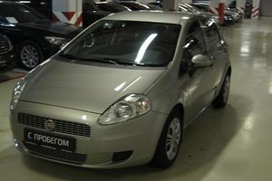 Авто Fiat Punto, 2008 года выпуска, цена 269 000 руб., Москва