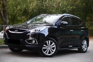 Авто Hyundai ix35, 2013 года выпуска, цена 1 200 000 руб., Новосибирск