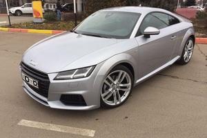 Автомобиль Audi TT, отличное состояние, 2015 года выпуска, цена 2 140 000 руб., Краснодар